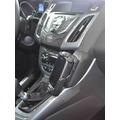 Kuda Lederkonsole f�r Ford Focus ab 03/2011 & ab 2014 Echtleder schwarz