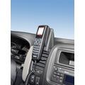 Kuda Lederkonsole für Opel Vivaro/ Renault Traffic 2014- oben Kunstleder schwarz