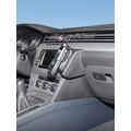 Kuda Lederkonsole für VW Passat ab 2014 (B8) Kunstleder schwarz