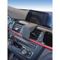 Kuda Navigationskonsole für BMW 3er ab 02/2012 (F30 F31 F34) & 4er Navi Echtleder schwarz