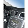 Kuda Navigationskonsole f�r Ford Focus ab 11/04 (nur Ghia) Echtleder