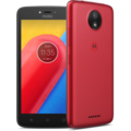 Moto C, metallic cherry