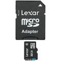 Lexar microSDHC - 32GB - inkl. SD-Adapter - Class 10