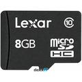 Lexar microSDHC - 8GB - ohne Adapter - Class 10