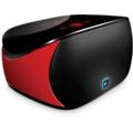 Logitech® Bluetooth Lautsprecher Mini BoomBox, schwarz-rot
