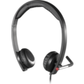 Logitech® Headset H650e - USB - Mono Schwarz - Business