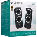 Lautsprecher Z200 - 3.5mm - Stereo - 5-10 W Sch...