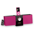 Logitech® Pure-Fi Express Plus für iPod / iPhone, pink