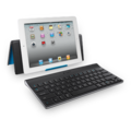 Logitech Tablet Keyboard f�r iPad, schwarz