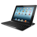 Logitech Ultrathin Bluetooth Keyboard Cover f�r iPad 2 / 3 / 4, schwarz