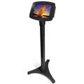 Maclocks Maclocks Adjustable Stand with Space Enclosure - Apple iPad 2 - 4, Air, Air 2 - black