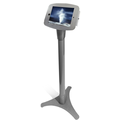 Maclocks Maclocks Adjustable Stand with Space Enclosure - Apple iPad 2 - 4, Air, Air 2 - silver