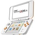 Image of New Nintendo 2DS XL Weiß + Orange