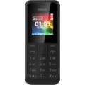 Nokia 105 Dual-SIM black