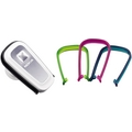 Nokia BH-300 Bluetooth Headset chrome
