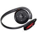 Nokia BH-503 Bluetooth Stereo Headset schwarz-rot