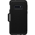 OtterBox Strada Flip-Hülle, Samsung Galaxy S10e, Nachtschwarz