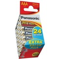 Panasonic LR03PPG/24PD Pro Power 24er Blister,