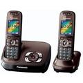 Panasonic KX-TG8522GA, mokka-braun Duo