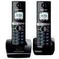 Panasonic KX-TG8052GB, schwarz