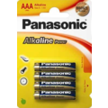 Panasonic LR03APB/4BP (AAA) Alkaline Power 4er Blister,