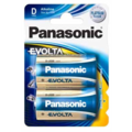 Panasonic LR20EGE/2BP Evolta 2er Blister,