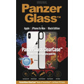 PanzerGlass ClearCase with BlackFrame for Apple iPhone Xs Max
