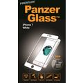 PanzerGlass PREMIUM für iPhone 7 - Jet Weiß mit EdgeGrip