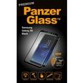 PanzerGlass PREMIUM für Samsung Galaxy S8, Schwarz