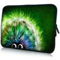 Design Schutzhülle 15,6 Zoll green hedgehog