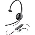 Plantronics Headset Blackwire USB C315.1-M monaural (Lync)