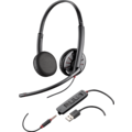 Plantronics Headset Blackwire USB C325.1-M binaural (Lync)