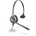 Plantronics H351N SupraPlus Silver Monaural NC Headset