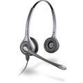 Plantronics H361N SupraPlus Silver Binaural NC Headset