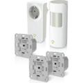 RWE SmartHome Komfortpaket-Licht (2xISD2, 1xPSS, 1xWMD, 1xISS2)