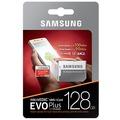 Samsung EVO Plus microSD Karte 128 GB, Class10 (2017) (SD Adapter)