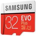 Samsung EVO Plus microSD Karte 32 GB, Class10 (2017) (SD Adapter)