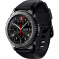 Samsung Gear S3 frontier, space gray
