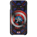 Samsung Marvel Cover Captain America Galaxy S10e
