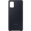 Samsung Silicone Cover EF-PA515 für Galaxy A51, Black