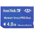 Sandisk Memory Stick Pro Duo, 4 GB