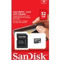 Sandisk microSDHC Speicherkarte, Class4, 32 GB