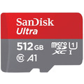 Sandisk Ultra microSDXC UHS-I A1 512GB