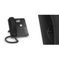 snom D715 VOIP Telefon (SIP), Gigabit o, Netzteil schwarz