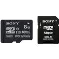 Sony SRUYA microSDHC 8GB Class 10 (inkl SD Adapter)
