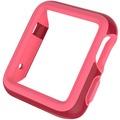 HardCase CandyShell für Apple Watch 42 mm, rot/...