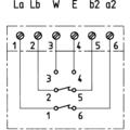 ZE Kom TAE-Anschlussdose mit N-Codierung, Unterputz
