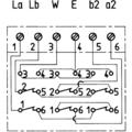 ZE Kom TAE-Anschlussdose mit NFN-Codierung, Unterputz