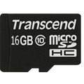Transcend Ultimate Speed microSDHC 16GB Class 10