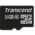 Transcend Ultimate Speed microSDHC 16GB Class 10